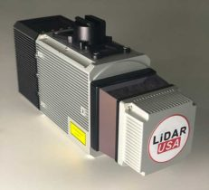 The Snoopy CL-360 lidar scanner. (Photo: Lidar USA)