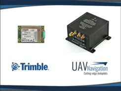 Image: UAV Navigation and Trimble