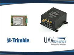 Image: UAV Navigation and Trimble