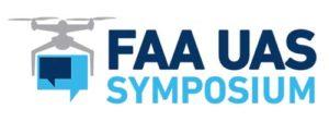 Logo: FAA UAS Symposium
