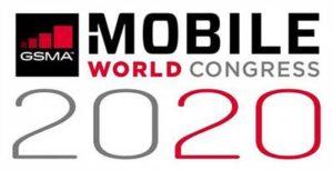Logo: Mobile World Congress 2020