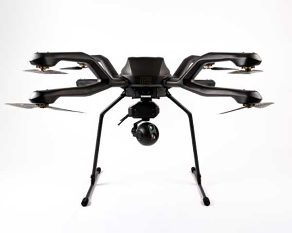 The NEO 8-rotor UAV. (Photo: Acecore)