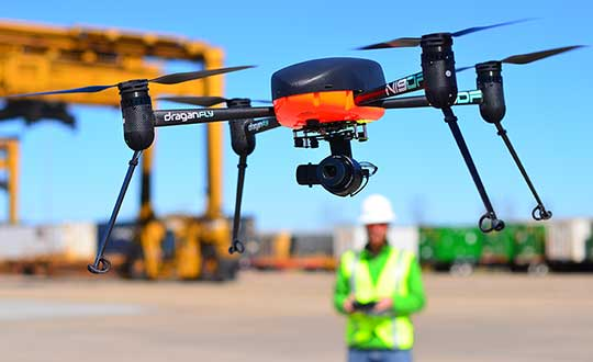 Pandemic drones to monitor, detect those with COVID-19 - GPS World