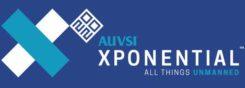 AUVSI Xponential 2020 logo