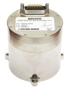 The SDI500 Tactical Grade IMU (Photo: Emcore)