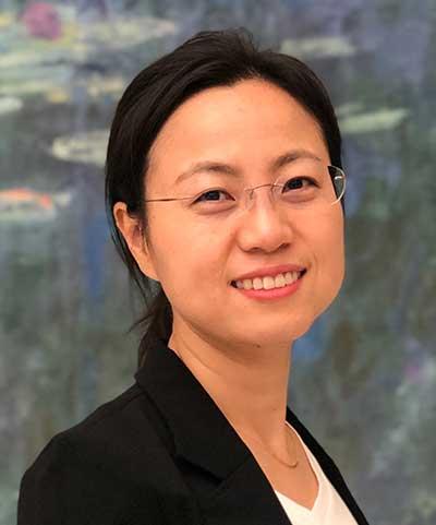Jingbo Gao, Marketing Director