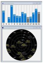 Fig. 1. Screenshot of ZonuSkyshot software output. (Screenshot: Optical Zonu)