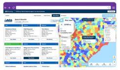 Screenshot: GIS Planning