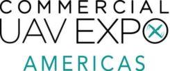 Logo: Commercial UAV Expo Americas