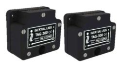 Inertial Labs' TAG-200 two-axis and TAG-300 three-axis gyroscopes are designed for use in harsh environments. (Photo: Inertial Labs)