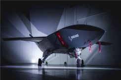 Boeing Loyal Wingman prototype (Photo: Boeing)