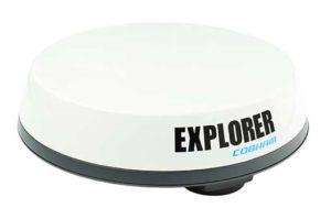 Explorer-323. (Photo: Cobham)