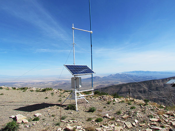 FIGURE 5: NGBPS C2 repeater station.