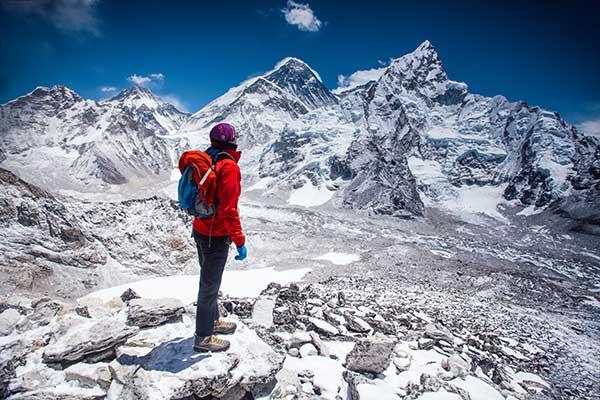 Photo: Mt. Qomolangma/miljko /E+/Getty Images