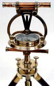 1800s theodolite. (Photo: ngs.noaa.gov)