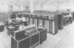 1960s mainframe computer (Photo: NASA)
