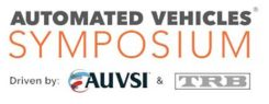 Logo: Automated Vehicles Symposium