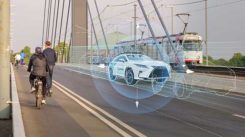 NovAtel has demonstrated its SPAN technology in a sensor-fusion project aimed at autonomous vehicles. (Image: NovAtel)