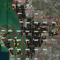 The new team mapped 93% of street lights and road signs in one month. (Photo: Eos Positioning)