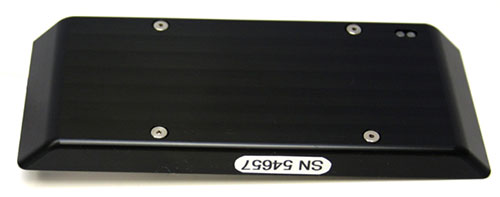 FIGURE 1. Distance measuring radio. The dimensions of the radio are 160 × 69 × 13.3 millimeters with a mass of 180 grams.