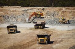 The Galaxy lithium mine in Ravensthorpe, Western Australia. (Photo: jasonbennee/iStock / Getty Images Plus/Getty Images)