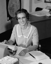 Katherine Johnson. (Photo: NASA)