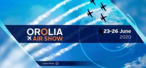 Logo: Orolia Air Show