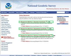 Image: National Geodetic Survey
