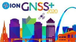 Logo: ION GNSS+ 2020