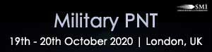 Logo: 2020 Military PNT Conference