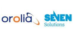Logos: Orolia, Seven Solutions