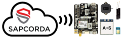 The basic ArduSimple RTK kit includes Sapcorda SAPA. (Image: ArduSimple)