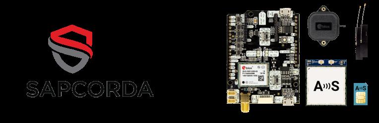 The basic ArduSimple RTK kit includes Sapcorda SAPA. (Image: ArduSimple)