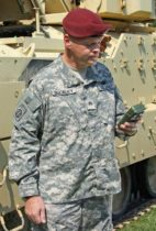 The Defense Advanced GPS Receiver (DAGR) in use in 2011. (Photo: U.S. Army)