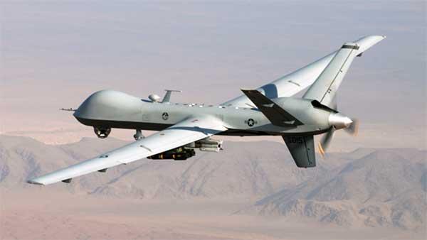 MQ-9A Reaper drone, (Photo: USAF)
