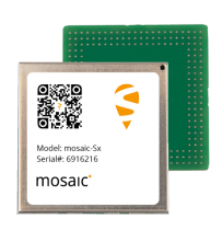 The mosaic-Sx module. (Photo: Septentrio)