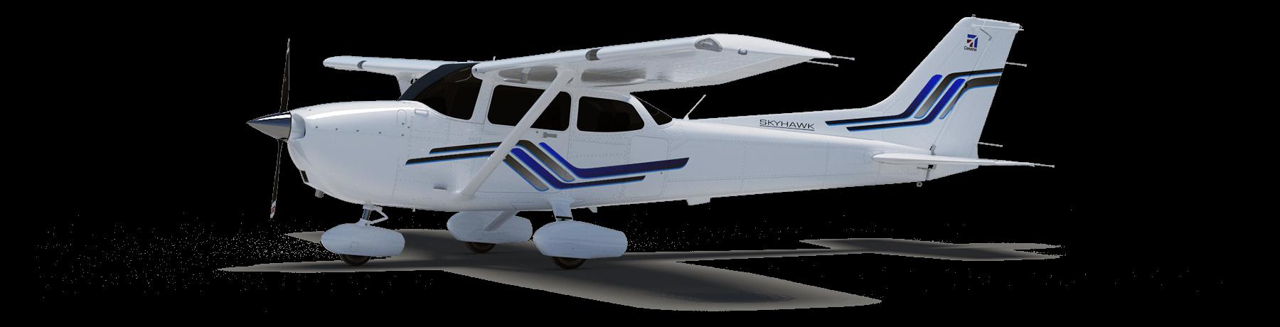 Cessna 172 Skyhawk. (Photo: Cessna)