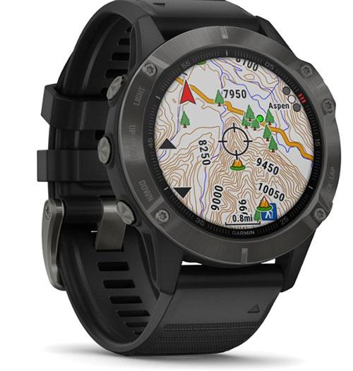 2020: Garmin Fenix6 smartwatch. (Photo: Garmin)