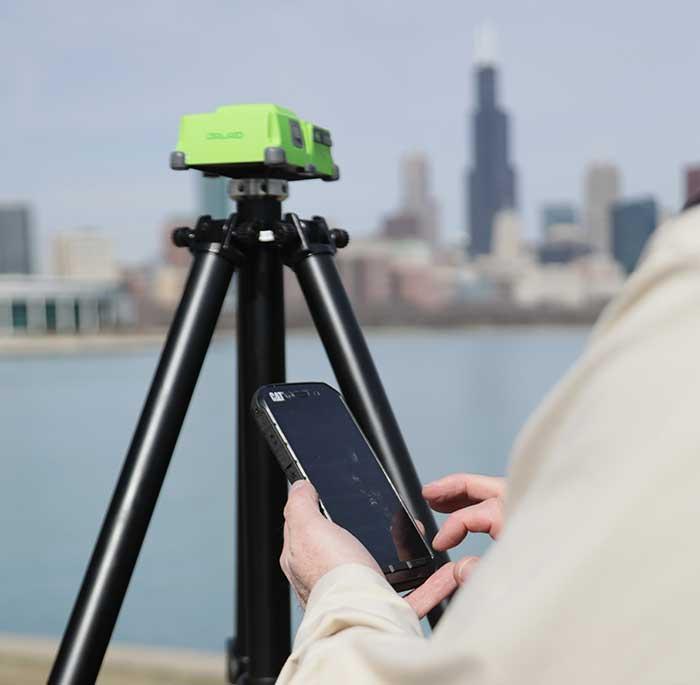 Photo: Ed Koziarski for GPS World