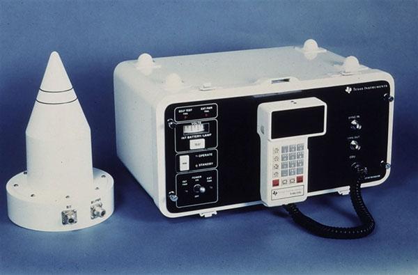 1984: Texas Instruments TI-4100. (Photo: NOAA National Geodetic Survey)