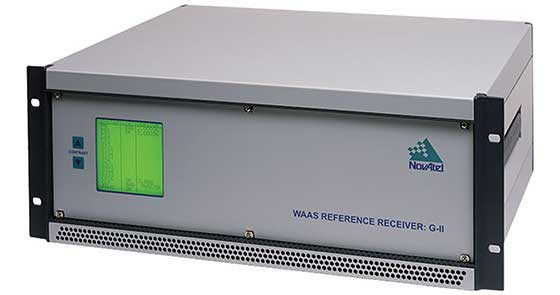 2013: NovAtel's WAAS G-II reference receiver. (Photo: NovAtel)