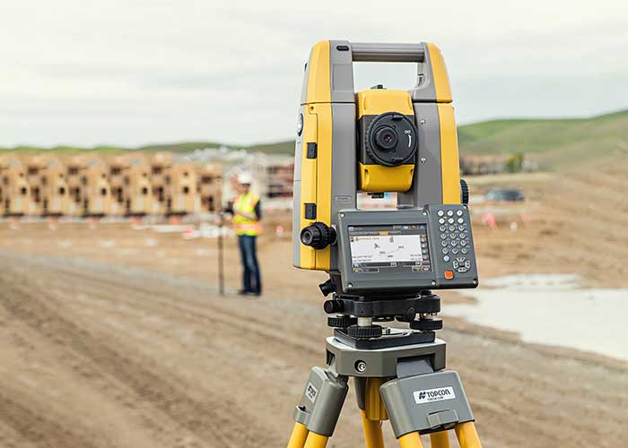 According to Topcon, the new total stations are part of a full workflow solution. (Photo: Topcon)