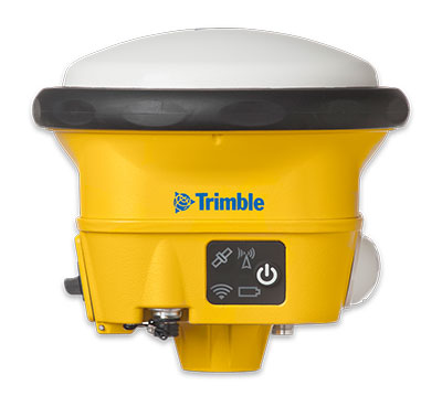 The Trimble SPS986 smart antenna. (Trimble: photo)