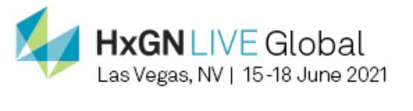 Logo: HxGN Live Global 2021