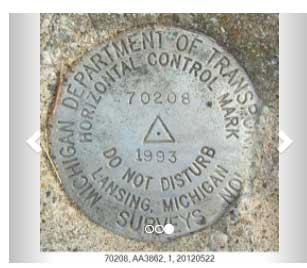 Photo: National Geodetic Survey