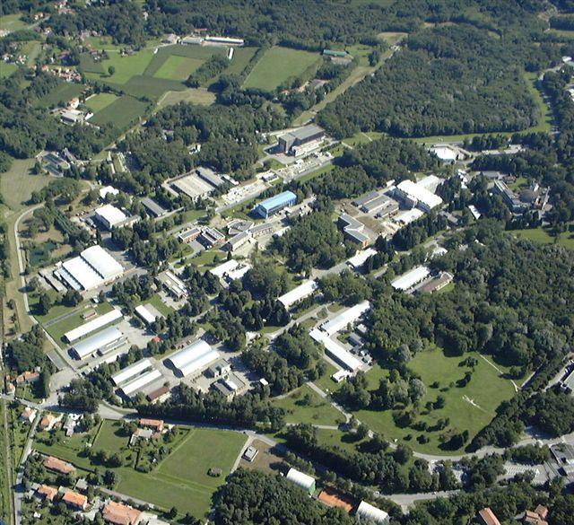 The Joint Research Center in Ispra, Italy, is the preferred demonstration site. (Photo: European Commission)