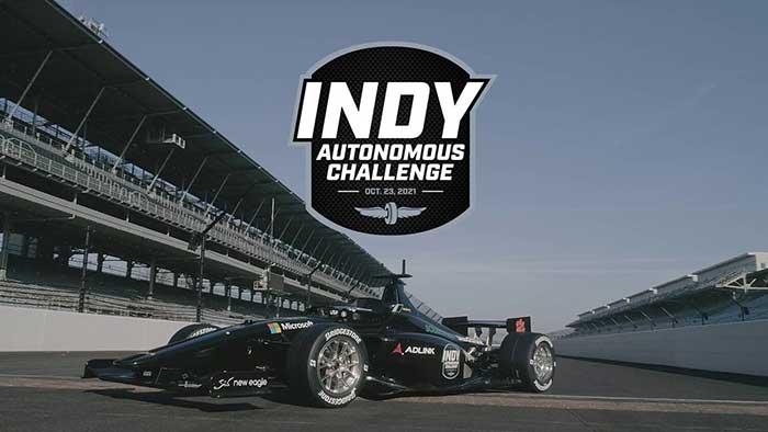 Logo: Indy Autonomous Challenge