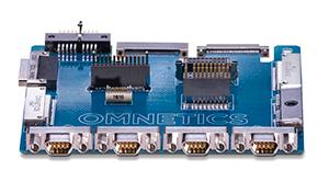 Figure 4. Low profile micro-Ds. (Photo: Omnetics)