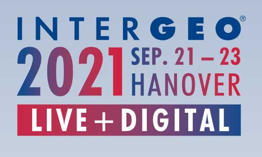 Logo: Intergeo 2021