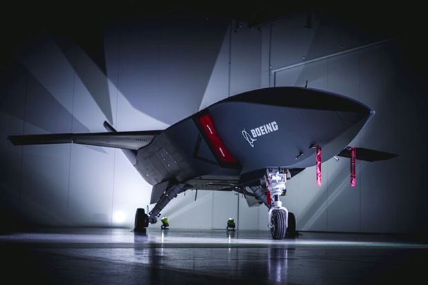 Boeing will offer a variant of the ATS drone being developed for the Australian Air Force. (Photo: Boeing)